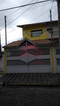 Sobrado, código 2098 em Praia Grande, bairro Guilhermina