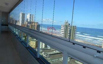 Apartamento, código 2194 em Praia Grande, bairro Caiçara