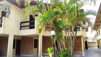 Sobrado de Condomínio, código 2231 em Praia Grande, bairro Guilhermina