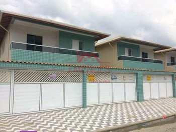 Casa de Condomínio, código 2340 em Praia Grande, bairro Samambaia