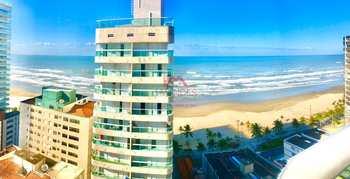 Apartamento, código 2643 em Praia Grande, bairro Aviação