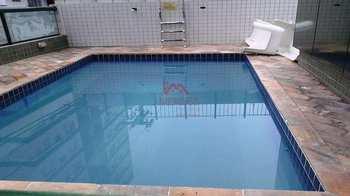 Apartamento, código 2678 em Praia Grande, bairro Aviação