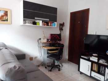 Kitnet, código 2686 em Praia Grande, bairro Canto do Forte