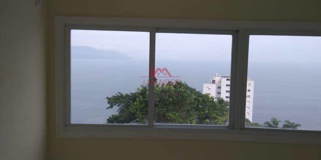 Kitnet em São Vicente, no bairro Ilha Porchat