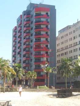 Apartamento, código 2872 em Praia Grande, bairro Mirim