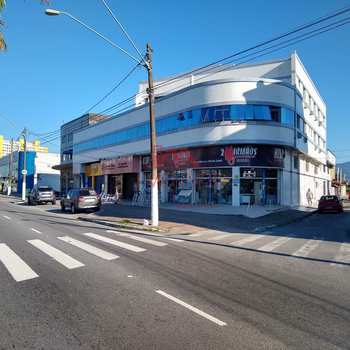 Sala Comercial em Praia Grande, bairro Ocian