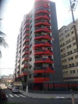 Apartamento, código 2910 em Praia Grande, bairro Mirim