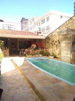 Casa, código 2987 em Praia Grande, bairro Guilhermina
