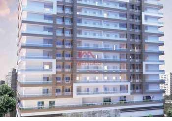 Apartamento, código 3083 em Praia Grande, bairro Guilhermina