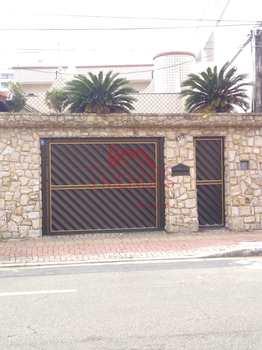 Sobrado, código 3110 em Praia Grande, bairro Guilhermina