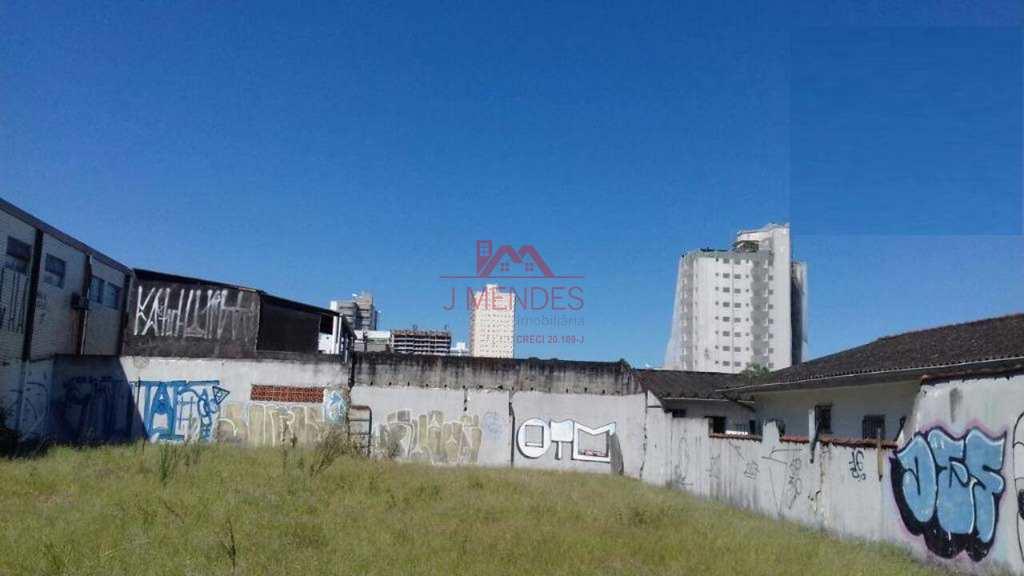 Terreno Comercial em Praia Grande, no bairro Guilhermina