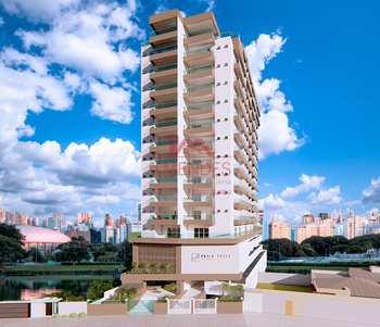 Apartamento, código 3313 em Praia Grande, bairro Caiçara