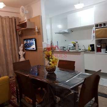 Apartamento, código 3467 em Praia Grande, bairro Ocian