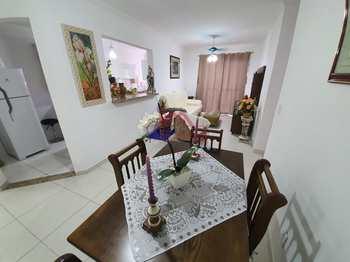 Apartamento, código 3541 em Praia Grande, bairro Aviação