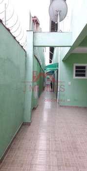 Sobrado de Condomínio, código 3621 em Praia Grande, bairro Aviação