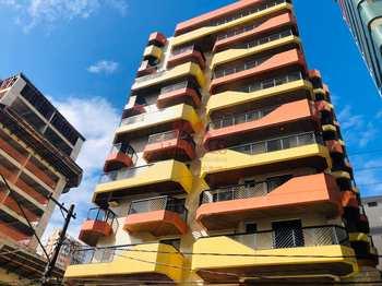 Apartamento, código 3663 em Praia Grande, bairro Aviação