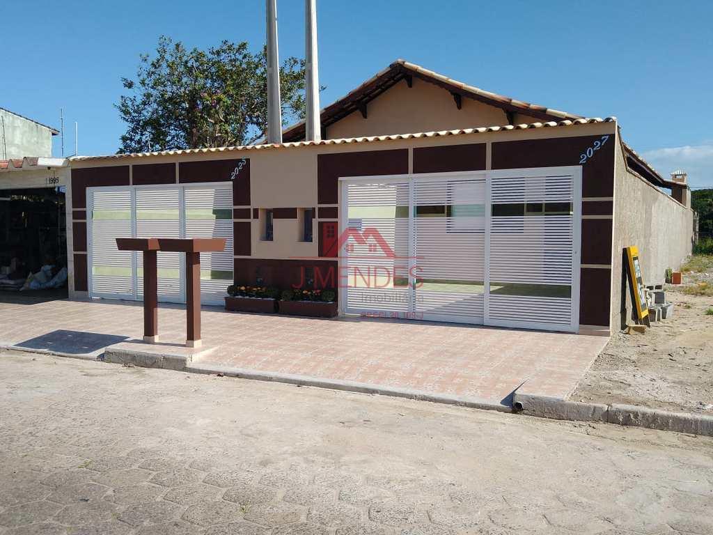 Casa em Itanhaém, no bairro Santa Júlia