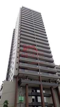 Apartamento, código 3866 em Praia Grande, bairro Guilhermina