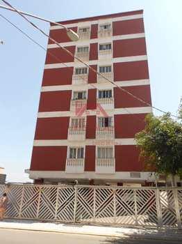 Apartamento, código 3955 em Praia Grande, bairro Boqueirão