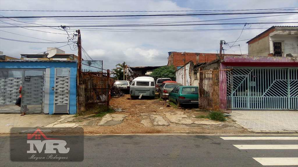 Terreno em São Paulo, no bairro Vila Carmosina