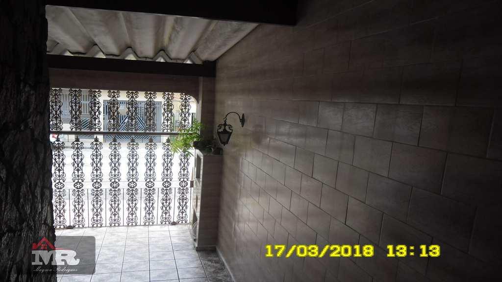 Sobrado em São Paulo, no bairro Itaquera