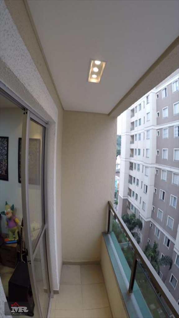 Apartamento em São Paulo, no bairro Jardim Santa Terezinha (Zona Leste)