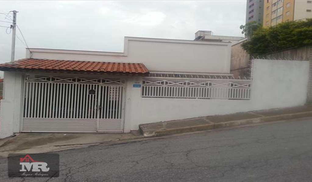 Casa em São Paulo, bairro Vila Esperança