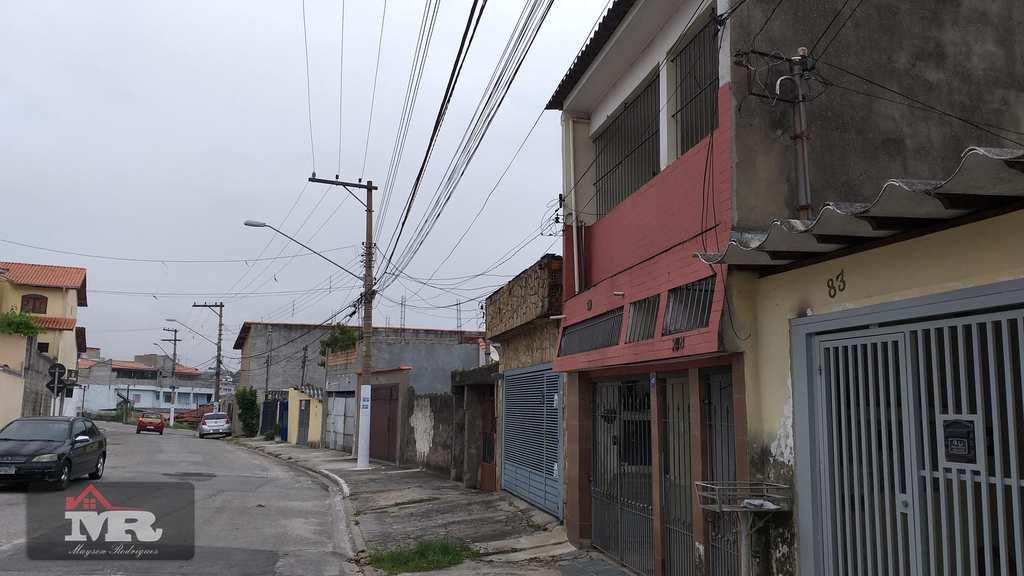 Casa em São Paulo, no bairro Cidade Líder