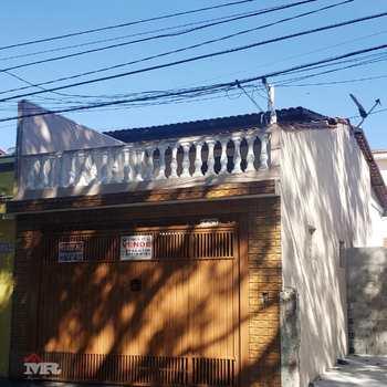 Sobrado em São Paulo, bairro Cidade Patriarca