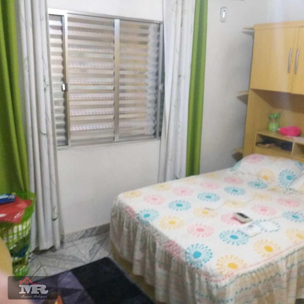 Sobrado em São Paulo, no bairro Cidade Antônio Estevão de Carvalho
