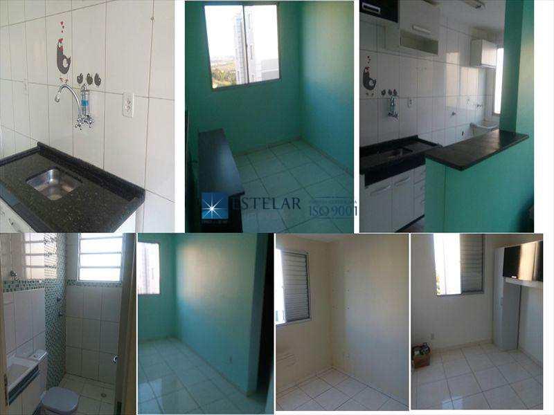 Apartamento em Mogi das Cruzes, bairro Braz Cubas