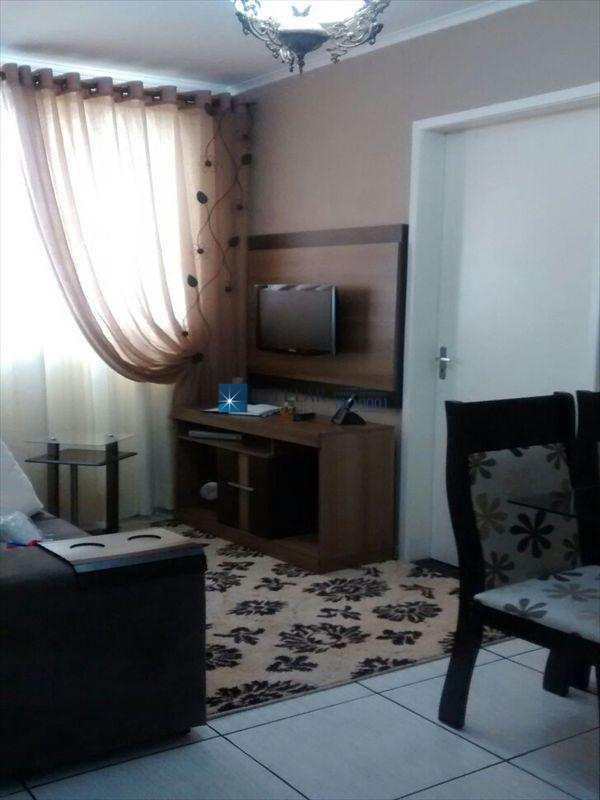 Apartamento em Mogi das Cruzes, no bairro Vila Caputera