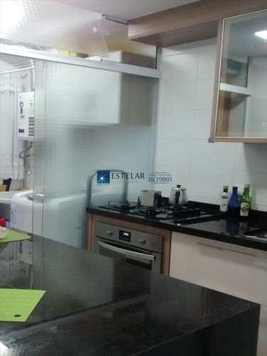 Apartamento, código 381103 em Mogi das Cruzes, bairro Vila Mogilar