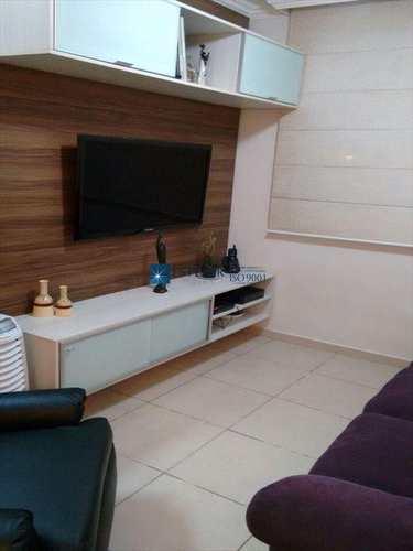 Apartamento, código 381058 em Mogi das Cruzes, bairro Vila Santana