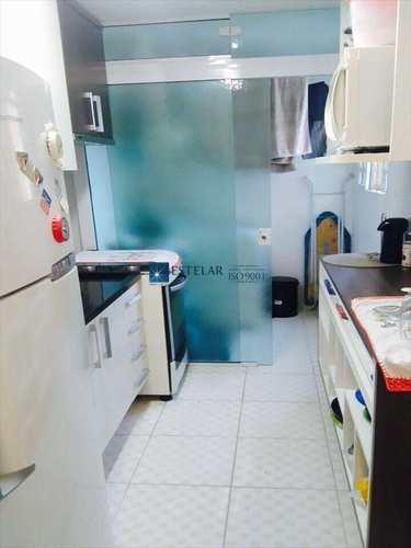 Apartamento, código 381031 em Mogi das Cruzes, bairro Jardim Rodeio