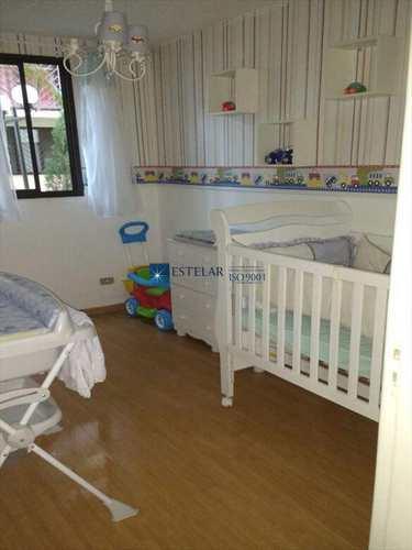 Apartamento, código 380990 em Mogi das Cruzes, bairro Parque Santana