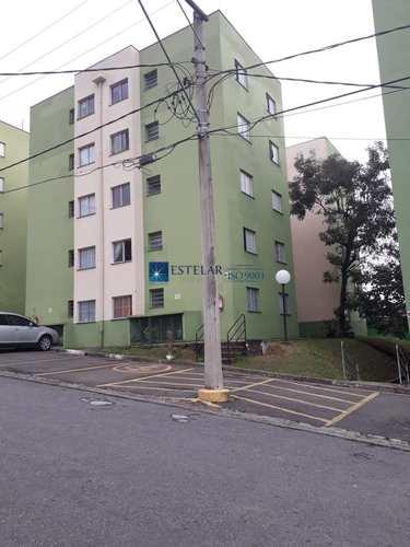 Apartamento, código 380923 em Mogi das Cruzes, bairro Jardim Marica