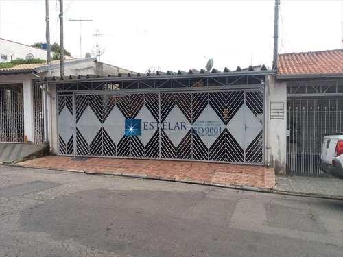Casa, código 111960 em Mogi das Cruzes, bairro Jardim Modelo