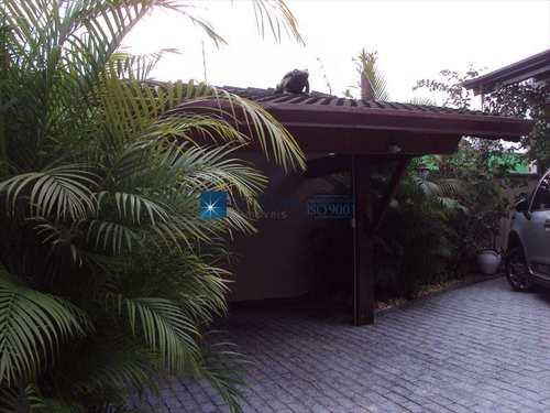 Sobrado, código 111755 em Mogi das Cruzes, bairro Vila Oliveira