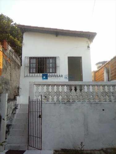 Casa, código 111604 em Mogi das Cruzes, bairro Vila Brasileira
