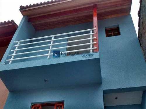 Sobrado, código 111426 em Mogi das Cruzes, bairro Cézar de Souza