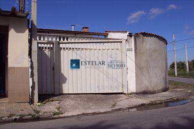 Sobrado, código 111301 em Mogi das Cruzes, bairro Conjunto Habitacional São Sebastião