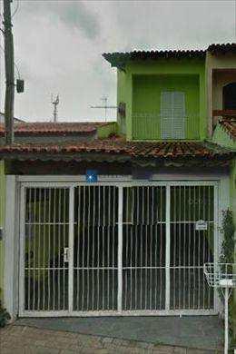 Sobrado, código 111097 em Mogi das Cruzes, bairro Vila Oliveira