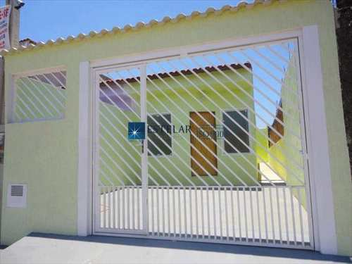 Casa, código 110890 em Mogi das Cruzes, bairro Jardim Planalto