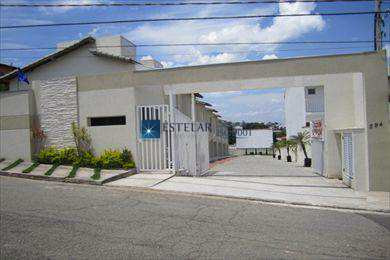 Sobrado, código 110882 em Mogi das Cruzes, bairro Vila Suissa