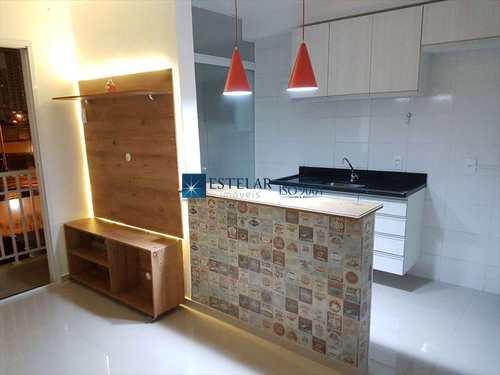 Apartamento, código 92049 em Mogi das Cruzes, bairro Vila Mogilar