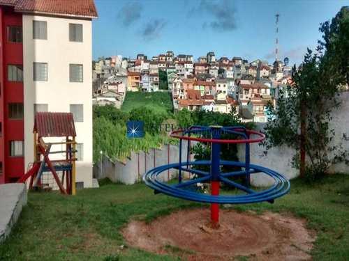 Apartamento, código 91536 em Mogi das Cruzes, bairro Alto Ipiranga