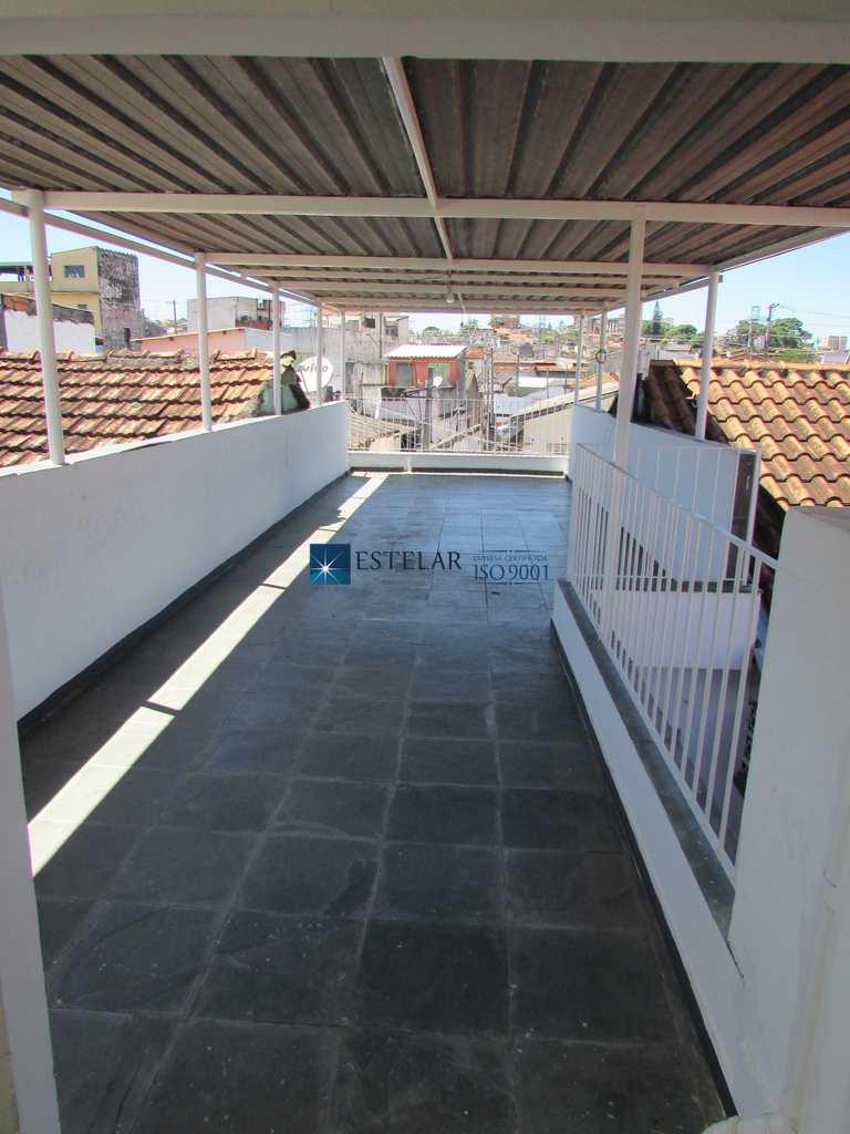 Casa em Mogi das Cruzes, bairro Centro