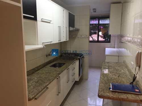 Apartamento, código 381184 em Mogi das Cruzes, bairro Parque Santana