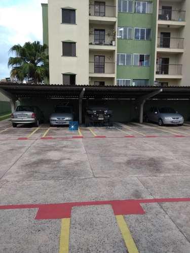 Apartamento, código 381200 em Mogi das Cruzes, bairro Vila Suissa